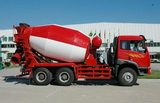 Industrial Cement Mixer