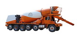 Used Cement Mixer